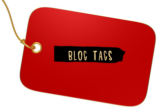 Your Lesson Today is on Blog Tags