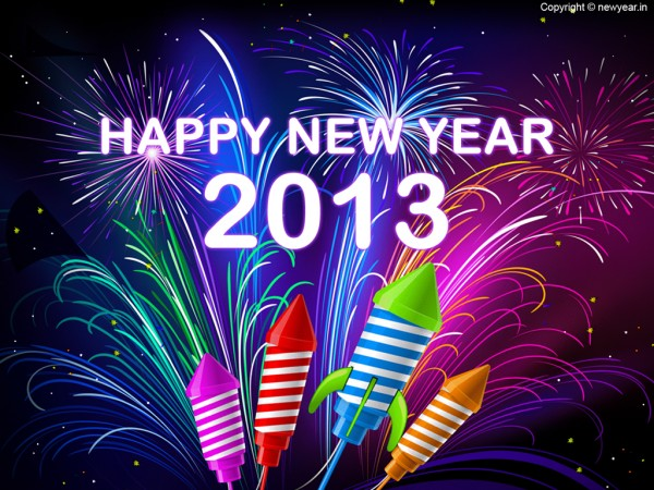 Happy New Year To All My Blokesters